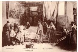 N°2481 - Aix-en-Provence - Musée D'Aix - La Mort Du Poussin - Granet - Aix En Provence