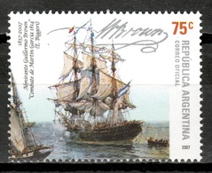 Argentina 2007 / Ships MNH Barcos Schiffe Bateaux / Cu16319  31-8 - Barcos