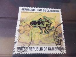 CAMEROUN  YVERT N°621 - Cameroun (1960-...)