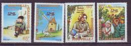 Nouvelle Calédonie N° 726-729 Neuf ** - Nouvelle-Calédonie