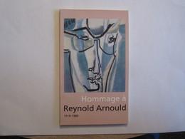 Paris Hommahe à Reynold Arnould Grand Palais Le Havre - Arte