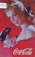 Telecarte USA *   COCA COLA * (2257) USA Phonecard * TELEFONKARTE * - Publicité