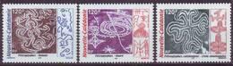 Nouvelle Calédonie N° 955-957 Neuf ** - Nouvelle-Calédonie