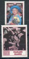 FALKLAND ( POSTE ) : Y&T  N°  538/539  TIMBRES  NEUFS  SANS  TRACE  DE  CHARNIERE , A  SAISIR . - Falkland