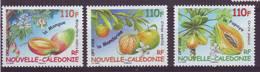 Nouvelle Calédonie N° 1041-1043 Neuf ** - Nouvelle-Calédonie