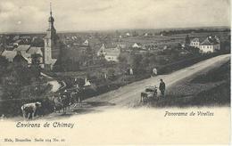 Environs De CHIMAY - Panorama De VIRELLES - Nels Série 114 N° 26 - Chimay