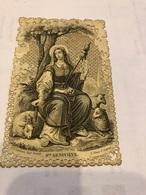 Sainte Geneviève - Images Religieuses