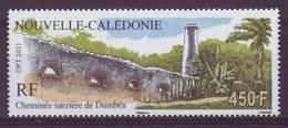 Nouvelle Calédonie N° X Neuf ** Cheminée Dumbea - Nouvelle-Calédonie