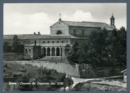 °°° Cartolina - Fermo Convento Dei Cappuccini Viaggiata °°° - Ascoli Piceno