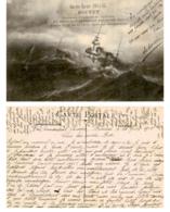 Guerre Navale 1914-1915 - BOUVET Cuirassé - Bateaux
