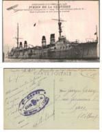 JURIEN DE LA GRAVIERE Croiseur Cuirassé - Bateaux