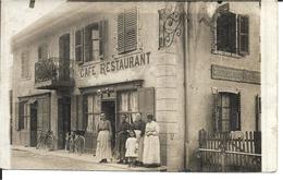 Suisse - Bonfol - Café Restaurant - JU Jura