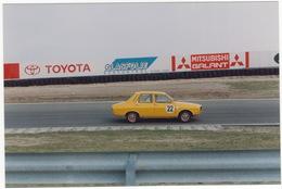 Circuit Zandvoort: RENAULT 12 - Holland - 1994 - 'Toyota' & 'Mitsubishi Galant' - Toerisme