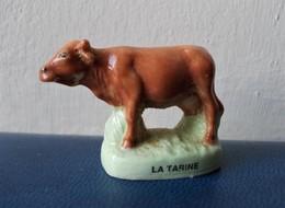 - Fève - Une Vache - La Tarine - - Animaux