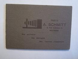 Publicité Photo A Schmitt Mulhouse - Publicités