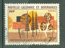 NOUVELLE-CALEDONIE - N° 412  Oblitéré - Nouvelle-Calédonie