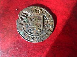 Espagne - Philippe IV - Fautée - 8 Maradevis 1626 Avec Contremarque Du XII Maradevis 1642 - Colecciones
