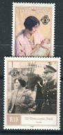 SEYCHELLES ZIL SESEL ( POSTE ) : Y&T  N°  198/199  TIMBRES  NEUFS  SANS  TRACE  DE  CHARNIERE , A  SAISIR . - Seychelles (1976-...)