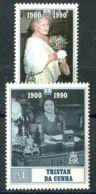 TRISTAN DA CUNHA ( POSTE ) : Y&T  N°  473/474  TIMBRES  NEUFS  SANS  TRACE  DE  CHARNIERE , A  SAISIR . - Tristan Da Cunha
