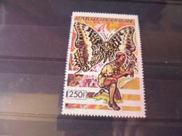 CENTRAFRIQUE  YVERT N°838 - Centrafricaine (République)