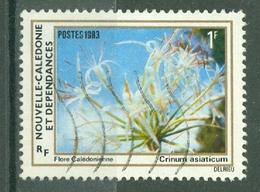 NOUVELLE-CALEDONIE - N° 469  Oblitéré   Crinum Asiaticum - Oblitérés