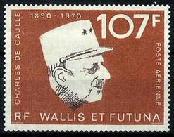 Wallis Y Futuna A-48 Nuevo. Cat.19,50€ - Aéreo