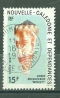 """NOUVELLE-CALEDONIE - N° 482  Oblitéré   Conus Moluccensis """" Merleti """" - Oblitérés"""