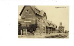 Gare Dottignies- Saint- Léger. - Moeskroen