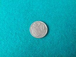SUD AFRICA 20 Cent 2006 - Sudáfrica