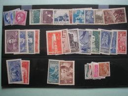 FRANCE - ANNEE 1938 * ( MH ) Avec Manques - Cote 200€ - Petit Prix - France