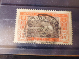 COTE D IVOIRE    YVERT N°52 - Used Stamps