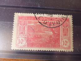 COTE D IVOIRE    YVERT N°64 - Côte-d'Ivoire (1892-1944)