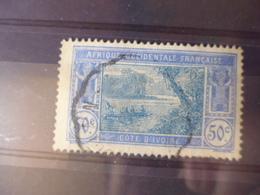 COTE D IVOIRE    YVERT N°68 A - Côte-d'Ivoire (1892-1944)