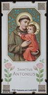 Image Pieuse Holy Card Heilig Prentje Sanctus Antonius Missionnaires Deurne Anvers Missionarissen Deurne Antwerpen - Devotieprenten