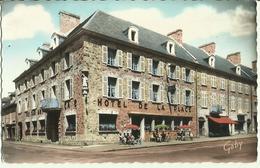 Aunay - Sur - Odon -- Hôtel De La Place.    ( 2 Scans) - France