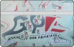 """TWK Österreich Privat: """"GPA"""" Gebr. - Autriche"""