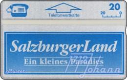 """TWK Österreich Privat: """"Salzburger Land"""" Gebr. - Autriche"""