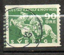 SUEDE Combat De Lutzen 1932 N°227 - Suède