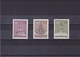AUTRICHE 1972 FONTAINES Yvert 1211-1213 NEUF** MNH - 1945-.... 2ème République