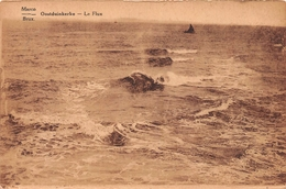 Oostduinkerke - Le Flux En 1933 - Oostduinkerke