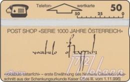 """TWK Österreich Privat: """"Post Shop"""" Gebr. - Autriche"""