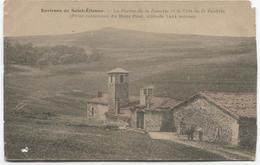 La Jasserie Du Pilat - La Ferme Et Le Cret De La Perdrix - Autres Communes