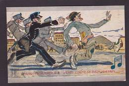 CPA Bonzagni Illustrateur Italien Italie Voir Scan Du Dos Non Circulé Columbia Records - Altre Illustrazioni