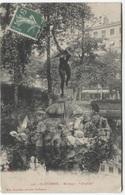Saint Etienne - Marengo - Daphné - Statue - Monument Beeld - Saint Etienne