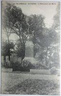 Ile D'Oléron SAINT-PIERRE Le Monument Aux Morts - Ile D'Oléron