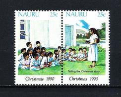 Nauru Nº 362/3 Unidos Nuevo - Nauru