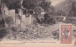 """CPA Martinique - La Rivière """"La Roxelane"""" à St. Pierre Avant La Catastrophe - Autres"""