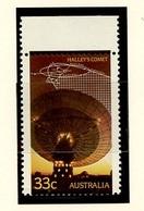 Australie - Australia 1986 Y&T N°942 - Michel N°966 (o) - 33c Comète De Halley - 1980-89 Elizabeth II