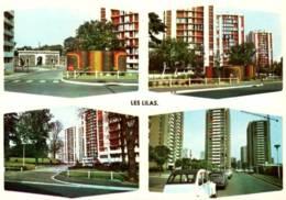 CPM - LES LILAS - MULTIVUES ... (Cités)  - Edition Raymon - Les Lilas