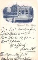 DUINOORD DEN HAAG - POSTED IN DEC 1898 ~ A 122 YEAR OLD VINTAGE POSTCARD #21445 - Den Haag ('s-Gravenhage)